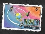 Sellos del Mundo : America : Granada : 725 - Satélite