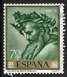 Sellos de Europa - España -  Jose de Ribera