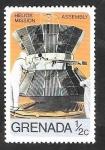 Sellos de America - Granada -  702 - Misión Helios a Marte