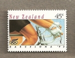 Stamps Oceania - New Zealand -  Barcelona 92