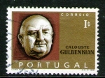 Stamps : Europe : Portugal :  Calouste Gulbenkian