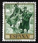 Sellos del Mundo : Europa : España :  Joaquin Sorolla -