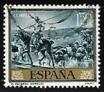 Stamps Spain -  Joaquin Sorolla -