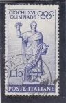 Stamps : Europe : Italy :  JUEGOS OLIMPICOS