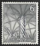 Sellos de Europa - España -  Serie Turística - Lonja (Valencia)