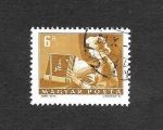 Stamps Hungary -  Telex