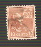 Stamps of the world : United States :  INTERCAMBIO