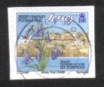 Sellos del Mundo : Europa : Isla_de_Jersey : Arecifes Costeros