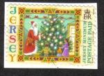 Sellos del Mundo : Europa : Isla_de_Jersey : Navidad 2006