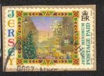 Sellos del Mundo : Europa : Reino_Unido : Navidad 2006