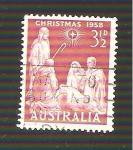 Stamps : Oceania : Australia :  RESERVADO