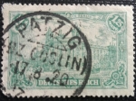 Stamps Germany -  Patzig