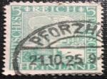Stamps Germany -  Pforzheim