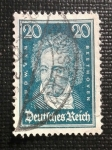 Stamps Germany -  Dusseldorf