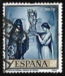 sellos de Europa - España -  Romero de Torres -