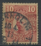Stamps : Europe : Sweden :  SUECIA_SCOTT 80.01 $0.2