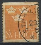 Stamps : Europe : Sweden :  SUECIA_SCOTT 285.01 $0.2