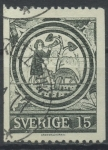 Stamps : Europe : Sweden :  SUECIA_SCOTT 739 $0.2