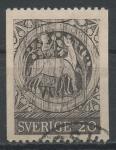 Stamps : Europe : Sweden :  SUECIA_SCOTT 740 $0.2