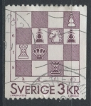 Stamps : Europe : Sweden :  SUECIA_SCOTT 1443 $0.2