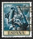 sellos de Europa - España -  Jose Maria Sert -