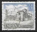 Stamps : Europe : Spain :  Serie Turística - La Seo (Lerida)