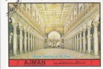 Stamps : Asia : United_Arab_Emirates :  ROMA-BASILICA DE SAN PABLO