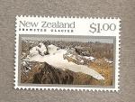 Sellos del Mundo : Oceania : Nueva_Zelanda : Glaciares