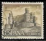 Sellos de Europa - España -  Castillos de España - Manzanares (Madrid)