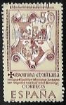 Stamps Spain -  Forjadores de America -