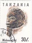 Stamps Tanzania -  MASCARA