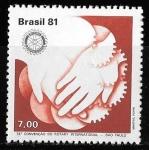 Stamps : America : Brazil :  Brasil-cambio