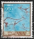 Sellos de Europa - España -  Homenaje al pintor desconocido - Covalanas