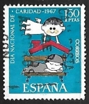 Stamps Spain -  Pro