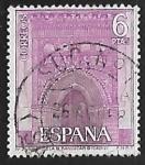 Sellos de Europa - España -  Serie Turistica - Iglesia de Ntra. Sra. de la O (Cadiz)