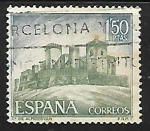 Sellos de Europa - España -  Castillos de España - Almodóvar (Córdoba)