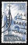 Stamps United States -  Monasterio de Veruela - Calvario y puerta exterior