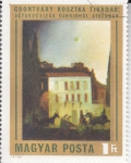 Stamps : Europe : Hungary :  PINTURA