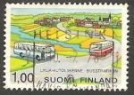 Stamps Finland -  793 - Servico de autocares provinciales