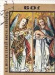 Sellos del Mundo : Europa : Hungría : PINTURA- ANGELES MÚSICOS