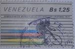 Stamps : America : Venezuela :  CAMPEONATOS MUNDIALES DE CICLISMO/ SAN CRISTOBAL 1977