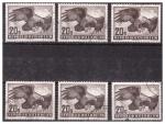 Sellos de Europa - Austria -  Águila 20S