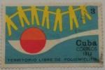 Sellos de America - Cuba -  TERRITORIO LIBRE DE POLIOMELITIS