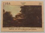 Stamps : America : Cuba :  OBRAS DE ARTE DEL MUSEO NACIONAL