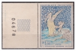 Stamps Europe - France -  Apocalipsis