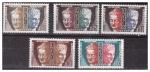 Sellos del Mundo : Europa : Francia : UNESCO 1961-1965