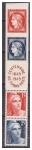 Stamps : Europe : France :  Centenario de los sellos