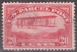 Stamps : America : United_States :  Parcel Post 20 c.