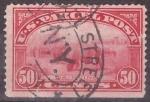 Sellos de America - Estados Unidos -  Parcel Post 50 c.