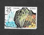 Stamps Spain -  Fauna. Invertebrados